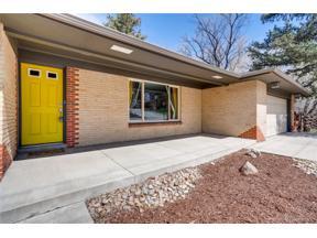 Property for sale at 9295 W 38th Avenue, Wheat Ridge,  Colorado 80033