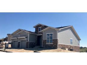 Property for sale at 22747 Ignacio Place, Aurora,  Colorado 80016