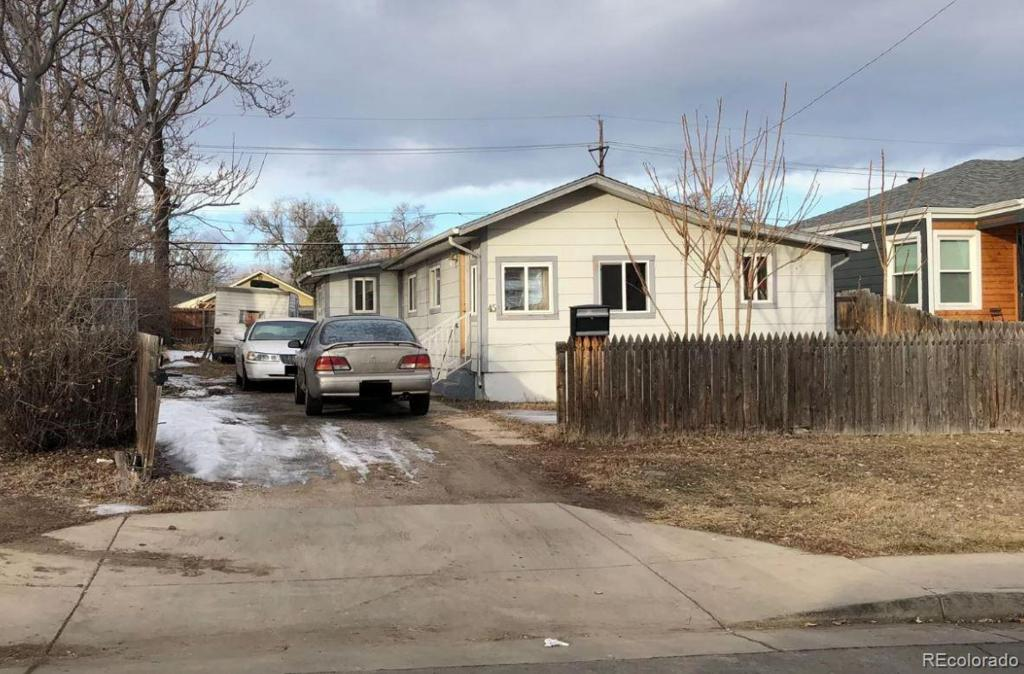 Photo of home for sale at 45 Julian Street S, Denver CO