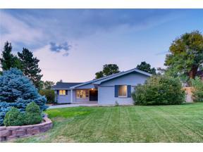 Property for sale at 6718 S Detroit Circle, Centennial,  Colorado 80122