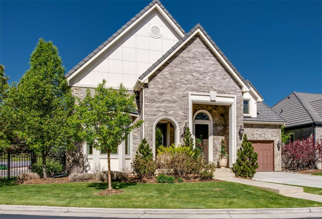 Photo of home for sale at 8511 Iliff Drive E, Denver CO