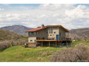 Property for sale at 18500 Canyon View Trail, Steamboat Springs,  Colorado 80487