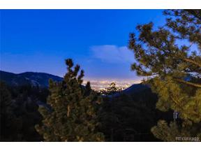 Property for sale at Shawnee, Indian Hills,  Colorado 80454