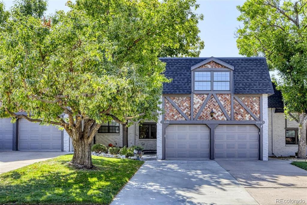 Photo of home for sale at 3535 Hillcrest Drive S, Denver CO