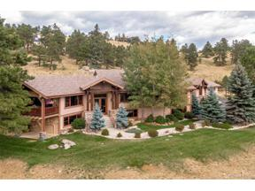 Property for sale at 497 Meadow Vista Drive, Evergreen,  Colorado 80439