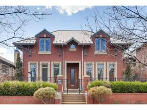 Property for sale at 421 Cook Street, Denver,  Colorado 80206