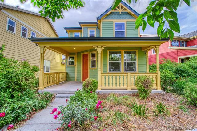 Photo of home for sale at 3477 Florence Way, Denver CO