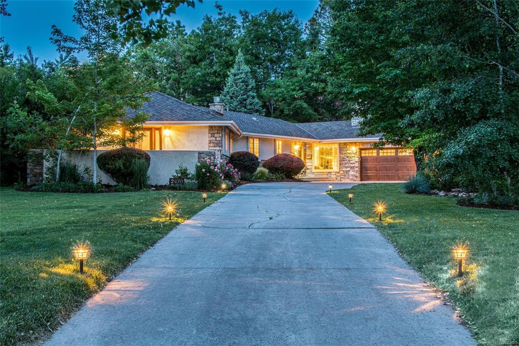 Photo of home for sale at 2470 Jackson Street S, Denver CO