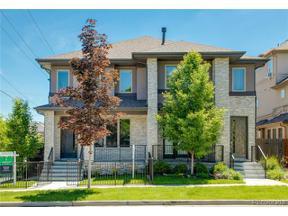 Property for sale at 100 South Garfield Street, Denver,  Colorado 80209