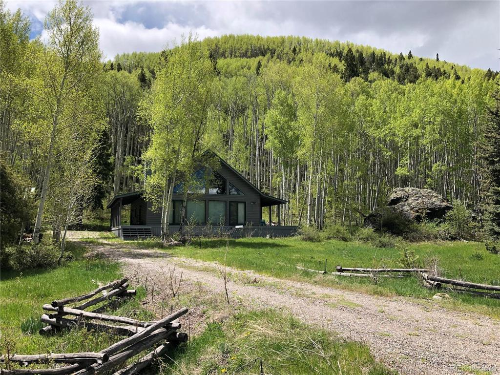 Photo of home for sale at 410 Elk Meadow Run, Antonito CO