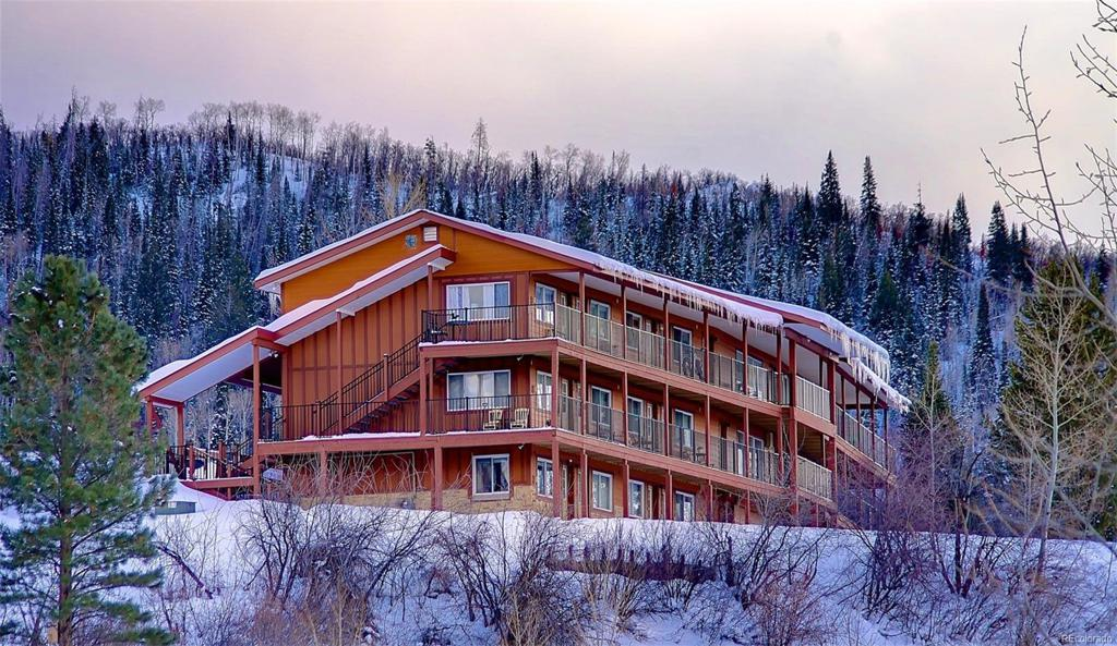 Photo of home for sale at 3295 Apres Ski Way, Steamboat Springs CO