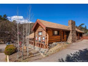 Property for sale at 5490 Parmalee Gulch Road, Indian Hills,  Colorado 80454