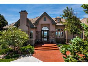 Property for sale at 868 Diamond Ridge Circle, Castle Rock,  Colorado 80108