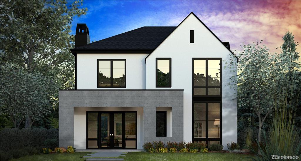 Photo of home for sale at 1070 Elizabeth Street S, Denver CO