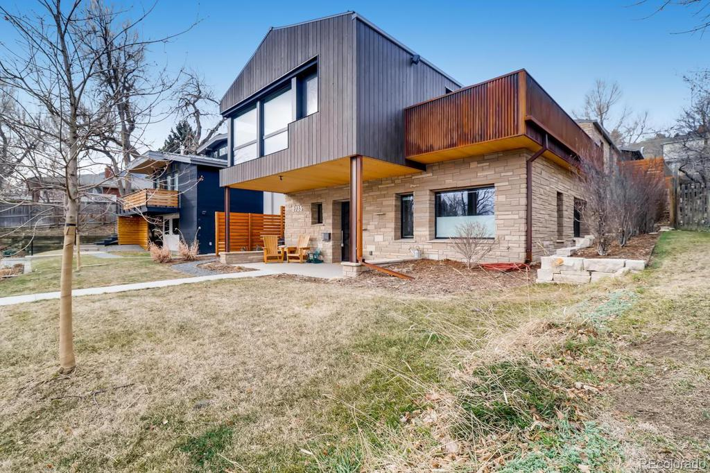Photo of home for sale at 2735 6th Street, Boulder CO