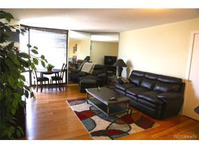 Property for sale at 1625 Larimer Street Unit: 2806, Denver,  Colorado 80202