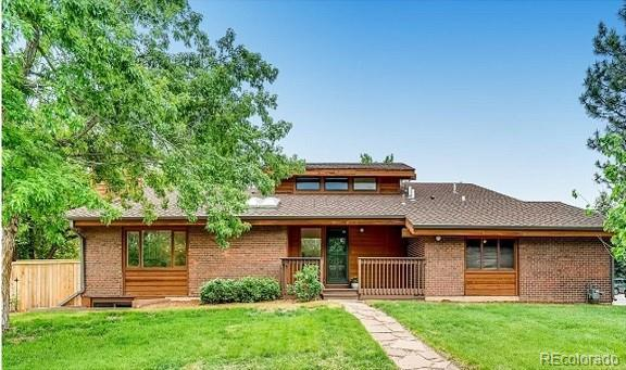 Photo of home for sale at 4407 Coolidge Place, Boulder CO