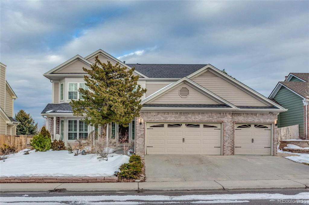 Photo of home for sale at 2742 Braun Way S, Lakewood CO