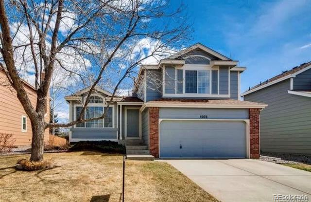 Photo of home for sale at 5076 Elkhart Court South, Aurora CO