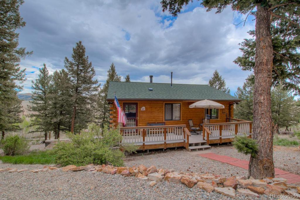 Photo of home for sale at 548 Redhill Road, Fairplay CO
