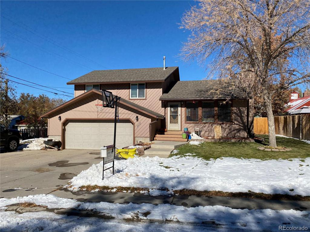 Photo of home for sale at 210 Bell Street W, Rangely CO