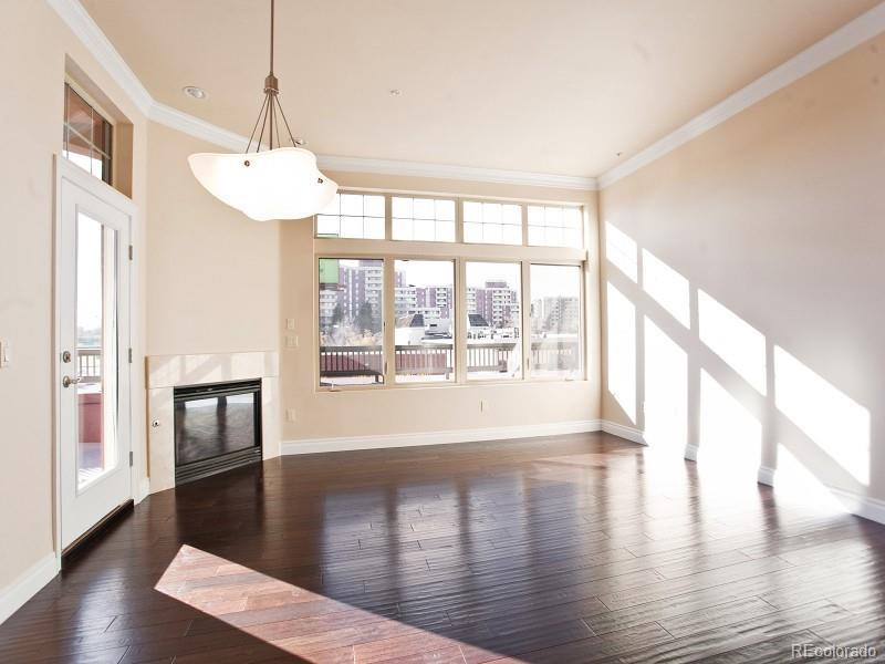Photo of home for sale at 1120 Delaware Street, Denver CO