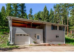 Property for sale at 5165 Parmalee Gulch Road, Indian Hills,  Colorado 80454