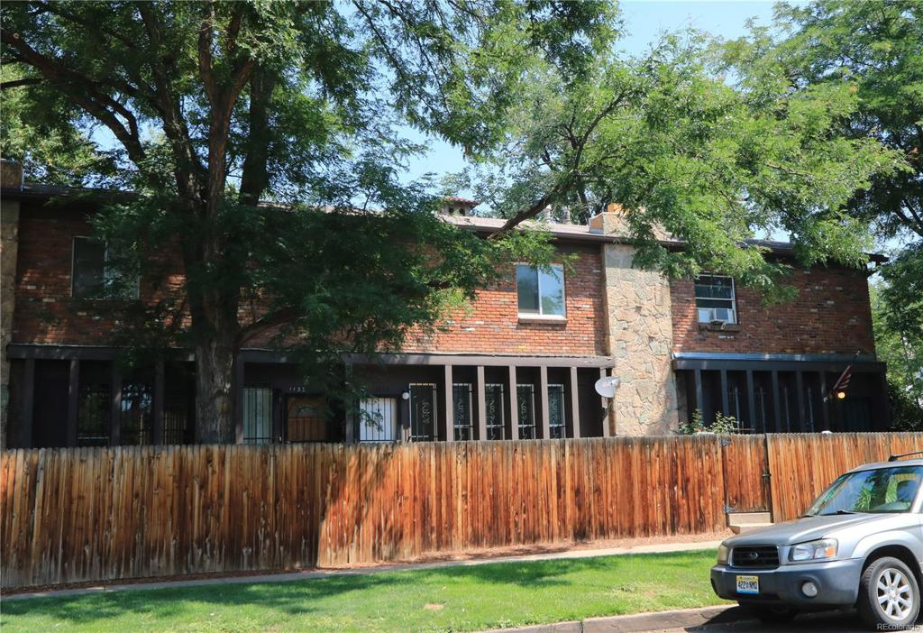Photo of home for sale at 1135 12th Avenue E, Denver CO