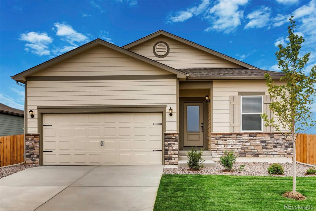 Photo of home for sale at 2287 Murray Street, Mead CO