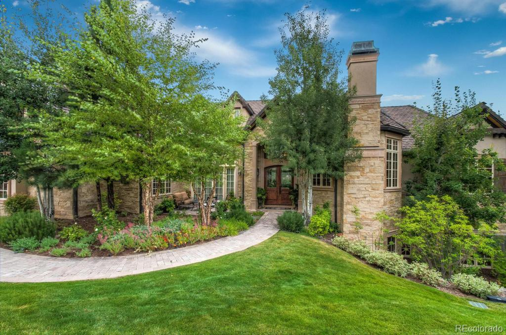 Photo of home for sale at 1103 Northwood Lane, Castle Rock CO