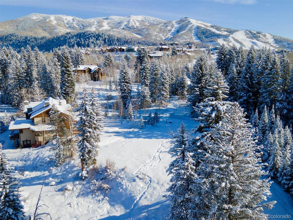 Photo of home for sale at 1080 Graystone Court, Steamboat Springs CO