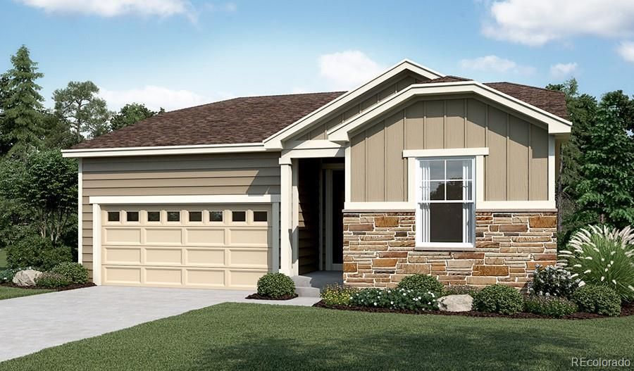 Photo of home for sale at 4617 Nepal Way S, Aurora CO