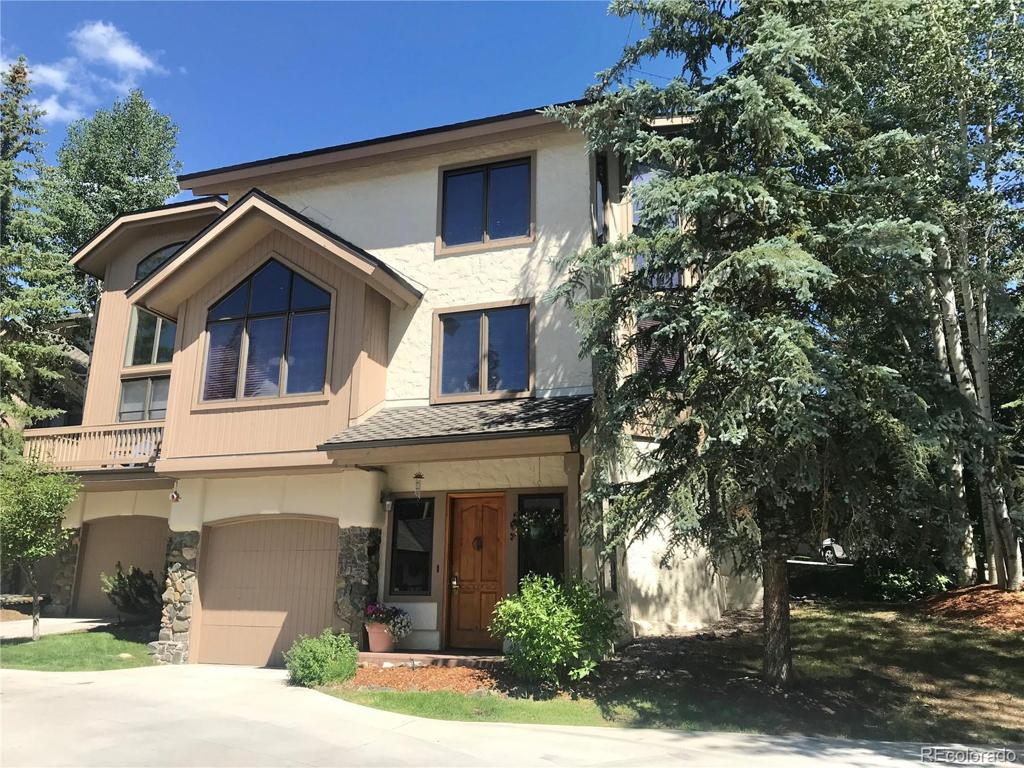 Photo of home for sale at 2300 Apres Ski Way, Steamboat Springs CO