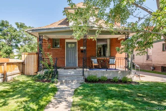 Photo of home for sale at 2950 Grove Street, Denver CO