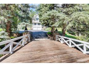 Property for sale at 31074 Upper Bear Creek Road, Evergreen,  Colorado 80439