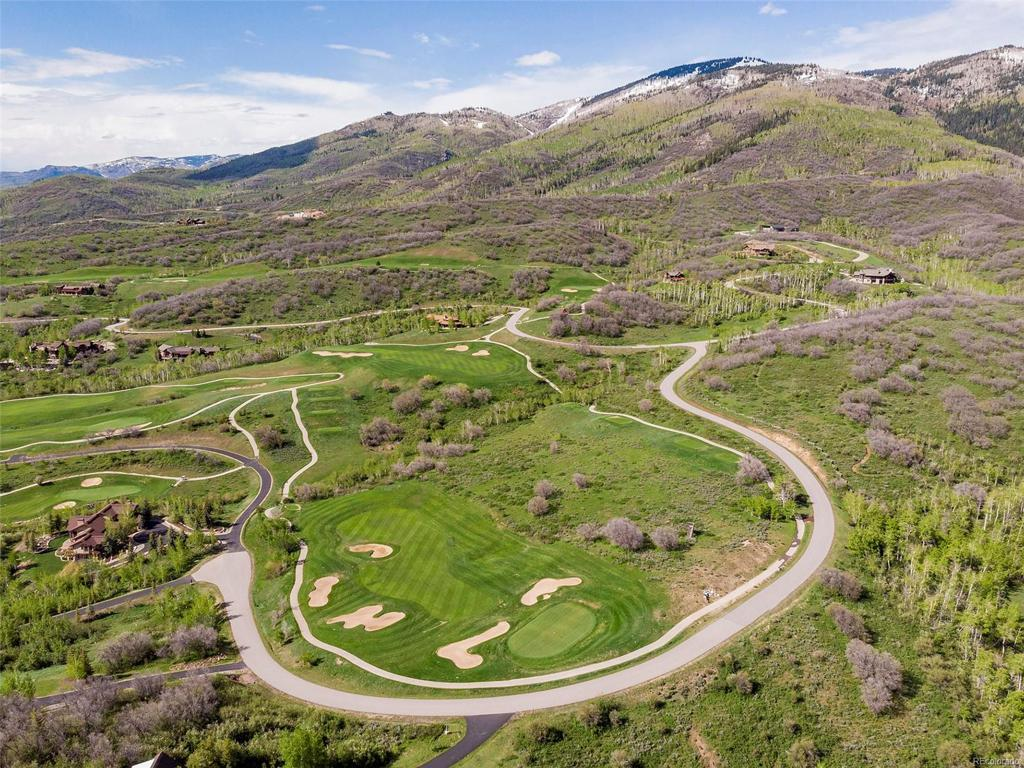 Photo of home for sale at 33900 Canyon Court, Steamboat Springs CO