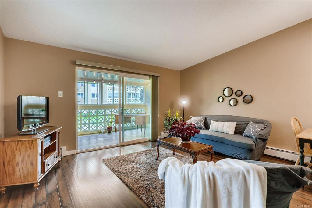 Photo of home for sale at 785 Alton Way S, Denver CO