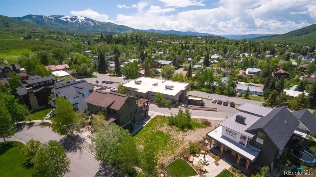 Photo of home for sale at 87 Park Place, Steamboat Springs CO