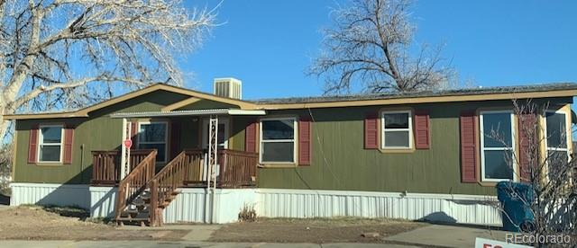 Photo of home for sale at 2885 Midway Boulevard E, Denver CO