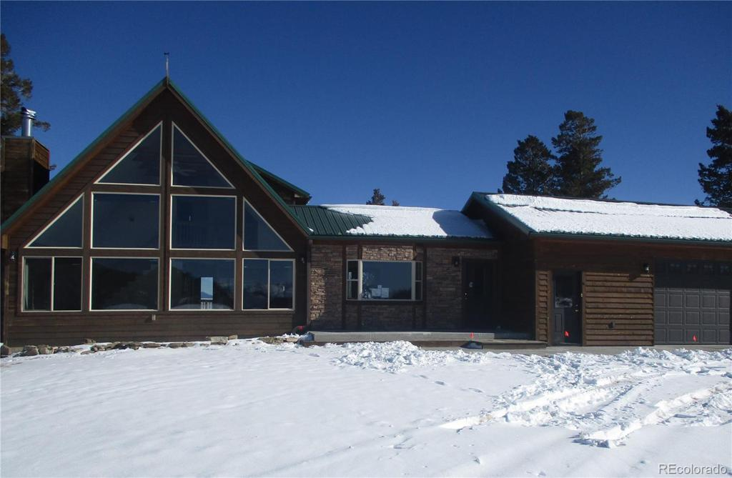 Photo of home for sale at 490 Blacksmith Road, Hartsel CO