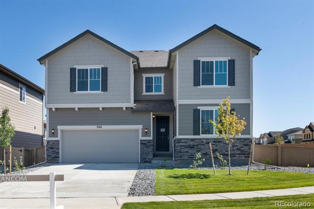 Photo of home for sale at 286 Western Sky Circle, Longmont CO