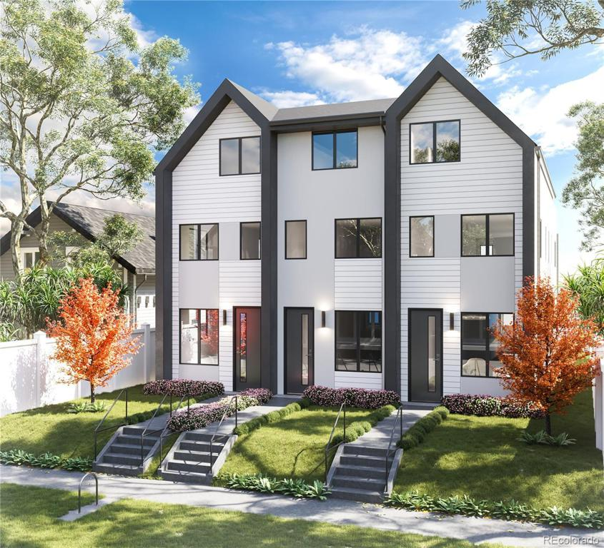 Photo of home for sale at 2153 Bannock Street S, Denver CO