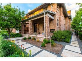 Property for sale at 550 Fillmore Street, Denver,  Colorado 80206
