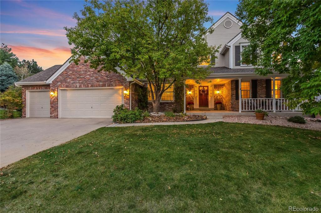 Photo of home for sale at 4220 Zephyr Street S, Lakewood CO