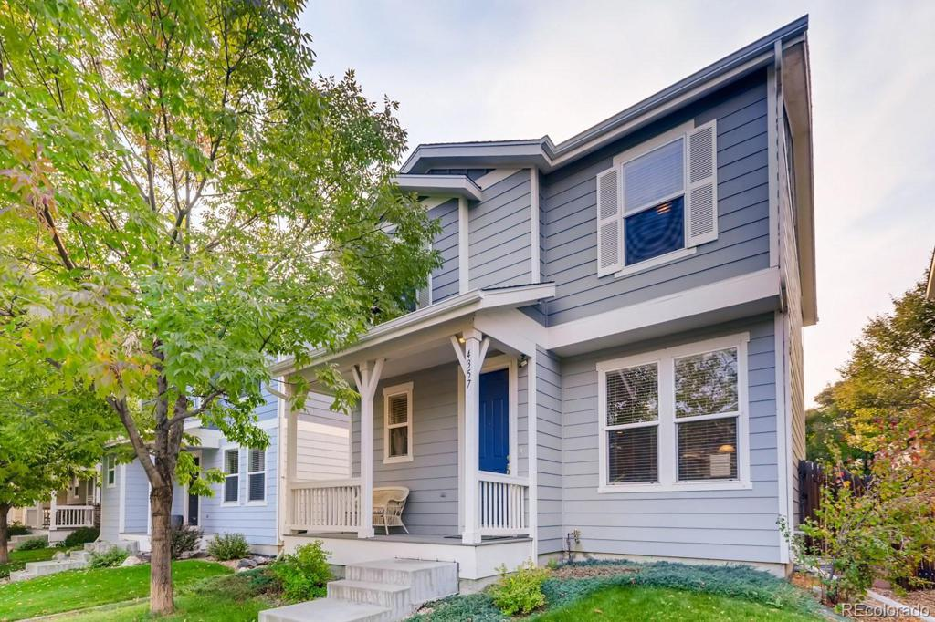 Photo of home for sale at 4357 Independence Street S, Littleton CO