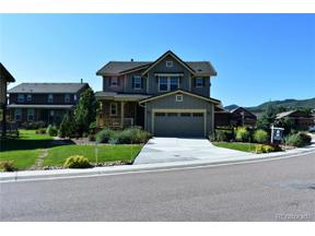 Property for sale at 15934 Burrowing Owl Court, Morrison,  Colorado 80465