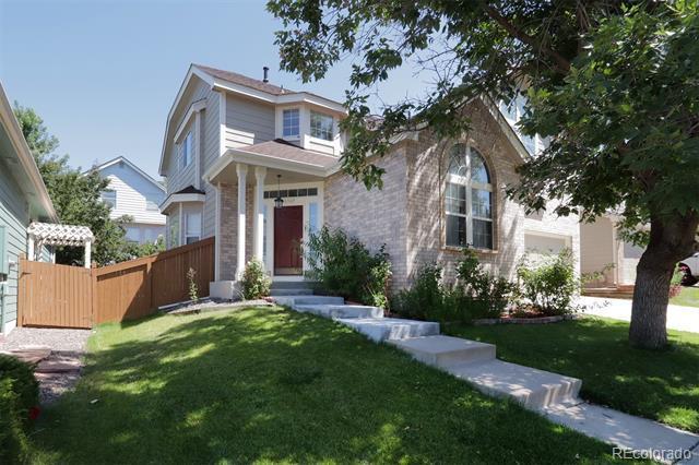Photo of home for sale at 16569 Hialeah Drive E, Centennial CO
