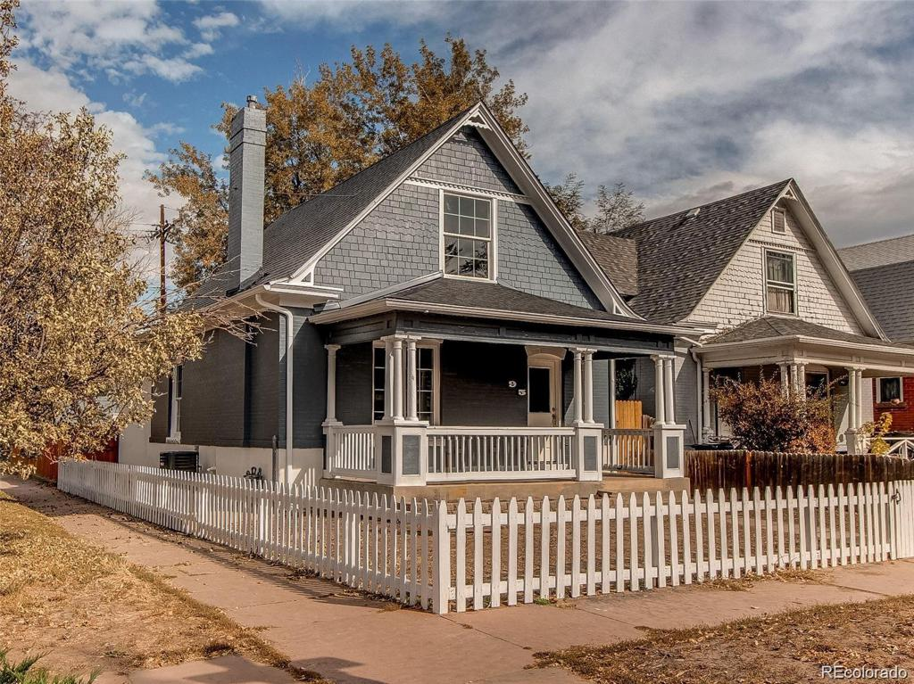 Photo of home for sale at 95 Maple Avenue W, Denver CO
