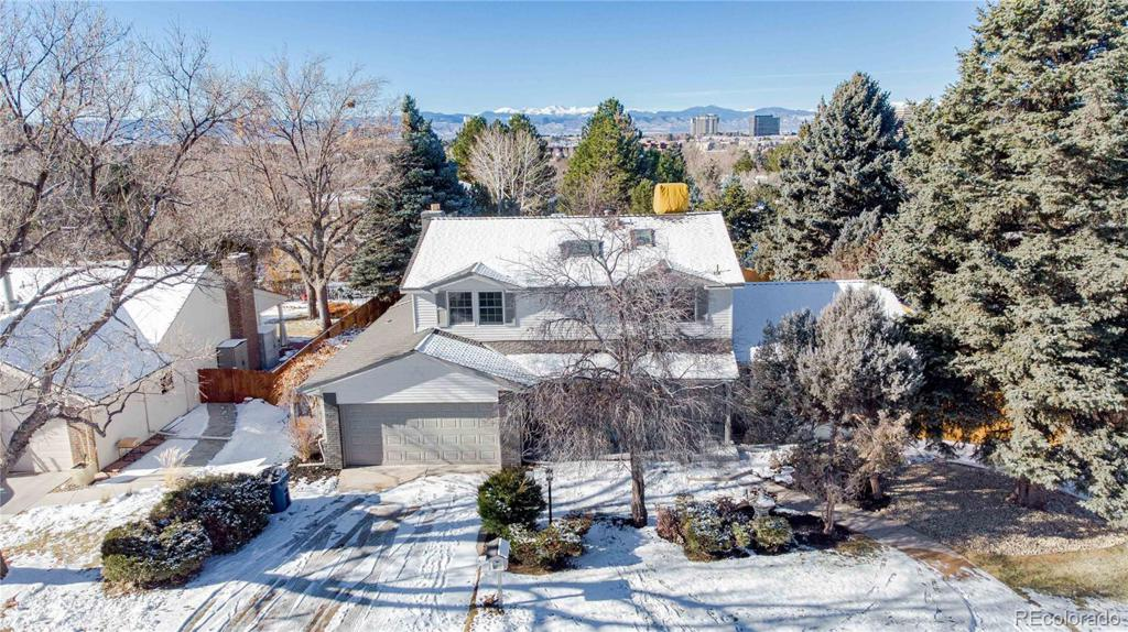 Photo of home for sale at 5621 Florence Street S, Greenwood Village CO