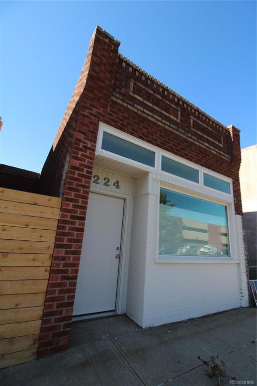 Photo of home for sale at 224 6th W, Denver CO